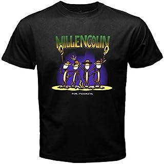 New Millencolin Punk Men's Black T-Shirt Size S To 3XL 100% Cotton