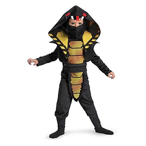 Cobra Ninja Boys Costume, 4-6