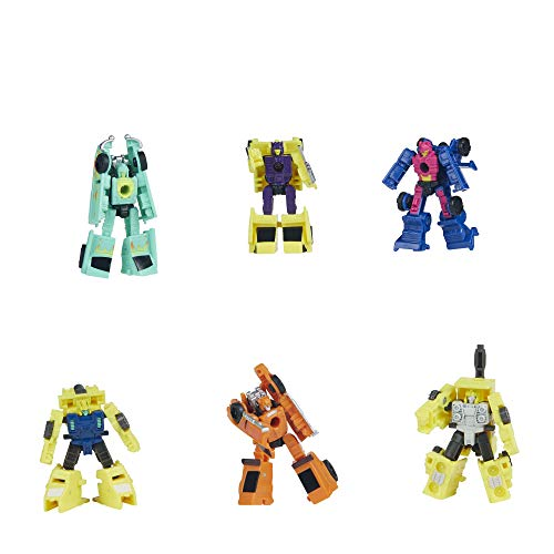 Transformers Generations War for Cybertron Galactic Odyssey Collection Micron Micromasters 6-Pack, 1.5-inch Amazon Exclusive