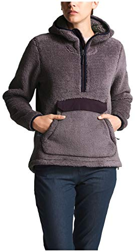 The North Face Campshire Pullover Hoodie - Women's Rabbit Grey Large