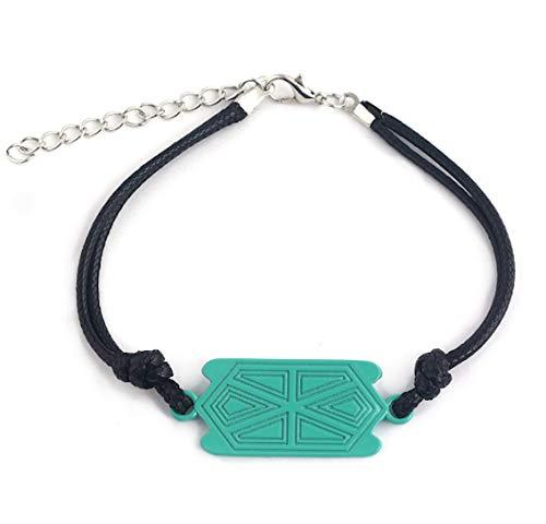 VersusMode Typ Armband Schildkröte Lady Carapace Bracelet Wunder CARPBR1, Grün Einheitsgröße