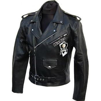 nero Taglia IT 60 // circonferenza del petto 117cm // 2XL uomo Giacca impermeabile con protezioni per motociclismo