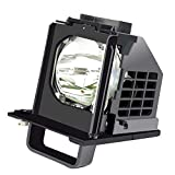 Atekua 915B441001 915B441A01 Replacement Lamp with Housing for Mitsubishi WD-65738 WD-65638 WD-73C10 WD-73838 WD-60638 WD-65C10