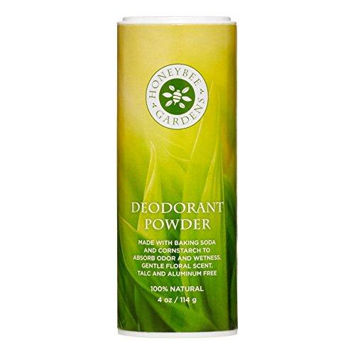 Honeybee Gardens Deodorant Powder - 4 oz by Honeybee Gardens
