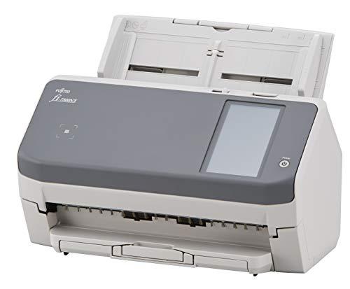 Fujitsu fi-7300NX ADF-Scanner 600 x 600DPI A4 Grau - Weiß, PA03768-B001