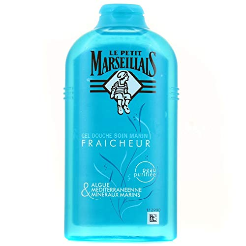 Le Petit Marseillais Pflegedusche, 250 ml, 3 Stück