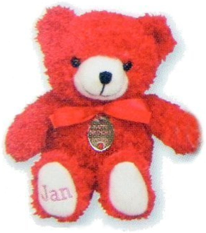 Pendant birthday Bear January L5894101