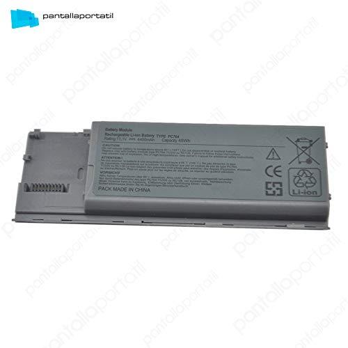 IFINGER Batería Ordenador portatil DELL Latitude D630 Series 11.4v 4400 mAh