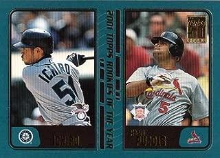 ichiro suzuki rookie baseball card