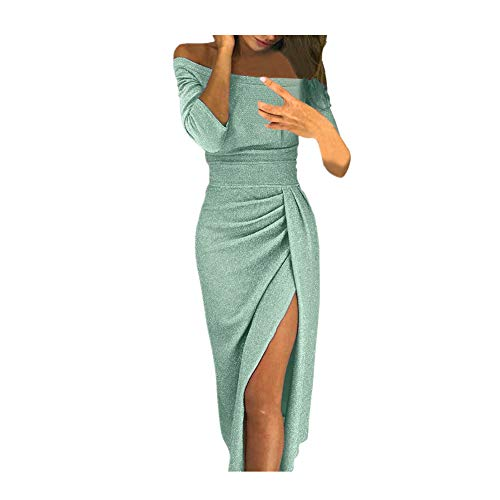 ReooLy zubehör grüne elegant Abendkleid v Ausschnitt hellblau pompöses dunkelgrün neu rote Abendkleider Abendkleid kurz rot 48/51 meerjungfrau rosa Damen enges hi-lo Mint trägerlos Leder