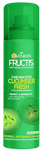 Shampoo secco Garnier Frictis Cucumber Fresh, confezione da 3 (3 x 150 ml)