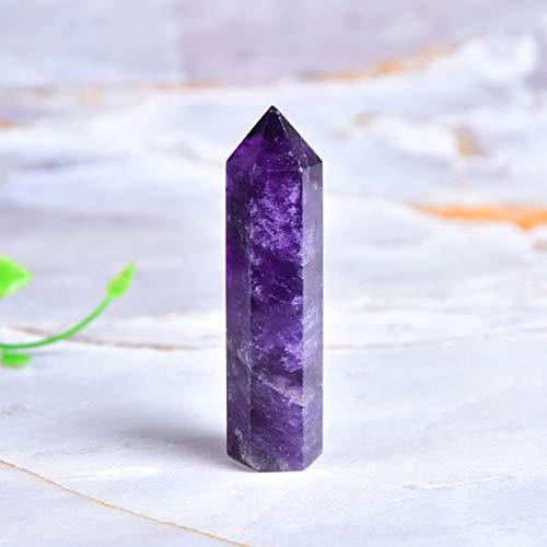 ZHAO - Stein & Mineralsammeln in Amethyst, Größe 50 60mm