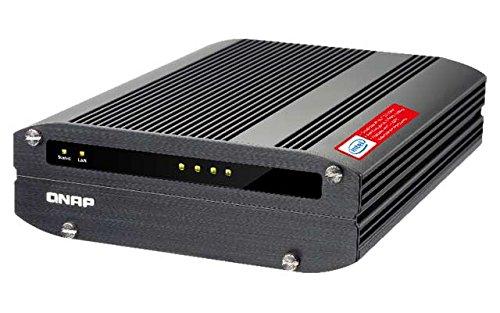Preisvergleich Produktbild Qnap IS-453S 1.91GHz 8GB Ram 4-Bay Industrie NAS Server Bundle mit 4 x 1000GB WD10JFCX Red