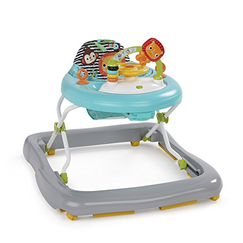 Bright Starts Zig Zag Zebra Walker, Multi