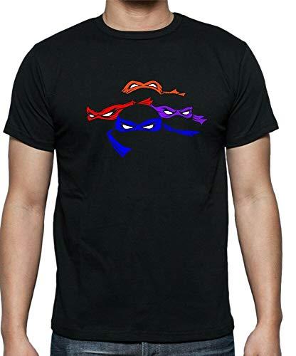 Men's Teenage Mutant Ninja Turtle MASK T-Shirt
