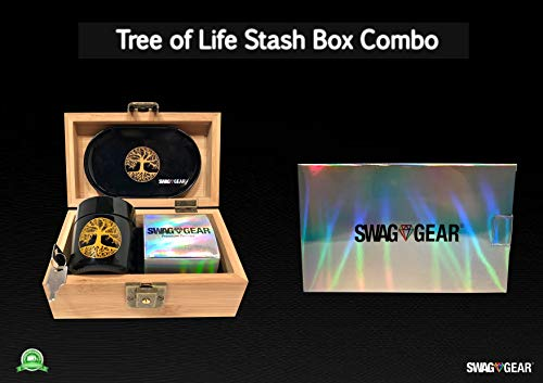 Tree of Life Stash Box