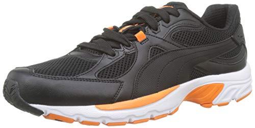 PUMA Axis Plus 90s, Zapatillas de Deporte Unisex-Adulto, Negro Black Black, 40.5 EU