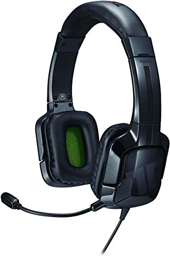 Mad Catz - Auricular Tritton Kama Stereo 3.5 Mm, Negro (Xbox One)