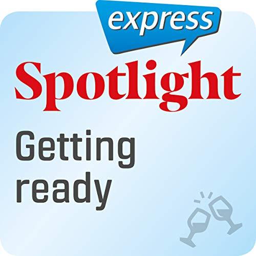 Spotlight express - Ausgehen: Wortschatz-Training Englisch - Sich fertig machen Titelbild