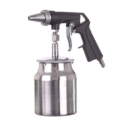 Air Zandstraalpistool Sandblaster Kit Compressor Set Metalen Tank Zand mondstuk Compressed Air 6-10bar