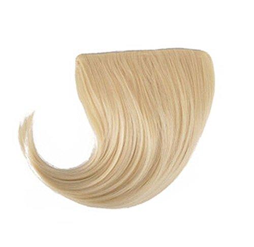 Colorful étape perruque, parti perruque, cheveux Bangs Perruques