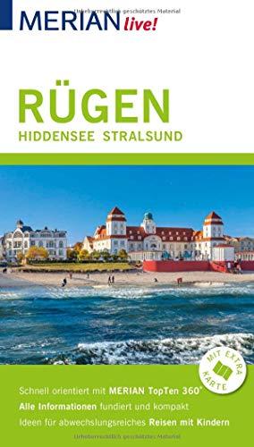 MERIAN live! Reiseführer Rügen Hiddensee Stralsund: Mit Extra-Karte zum Herausnehmen
