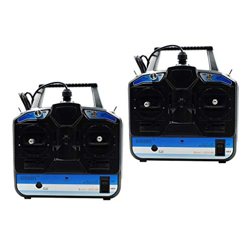 LoveinDIY 18 in 1 RC Simulator 8CH for RC Drone Airplane Helicopter Training X2