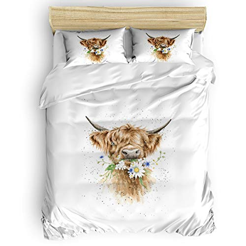Highland Twin Duvet Cover - 4