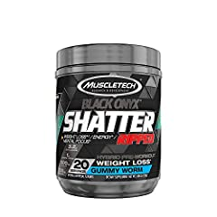 Hybrid - Pre-Workout/ Weight Loss For: Weight Loss / Energy / Mental Focus 3.2G Beta-Alanine - 1G L-Carnitine L-Tartrate - 500 Mg Vintrox? - 100 Mg Teacrine New Shatter? Ripped Black Onyx Is A Dual-Function Pre-Workout Plus Weight Loss Formula With S...