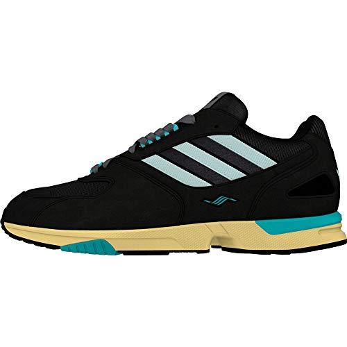 Adidas ORIGINALS ZX 4000 - schwarz/hellblau - EU 42