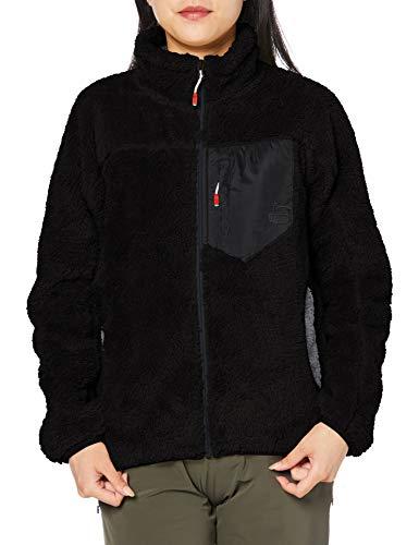 [チャムス] ジャケット Bonding Fleece Jacket Black 日本 M (日本サイズM相当)