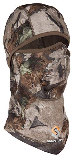 ScentLok Midweight Camo Hunting Headcover