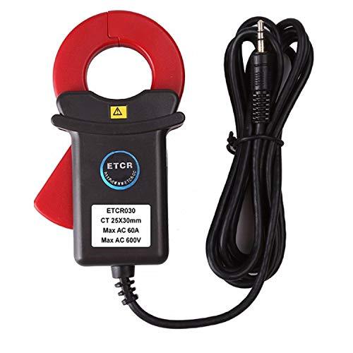 LQH Medidores de Resistencia Durable Fugas Digital Sensor de Corriente con la...