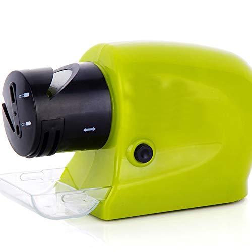 Gemotoriseerde Elektrische Messenslijper Messenslijper Roterende Slijpsteen Slijpen Gereedschap Green,Green