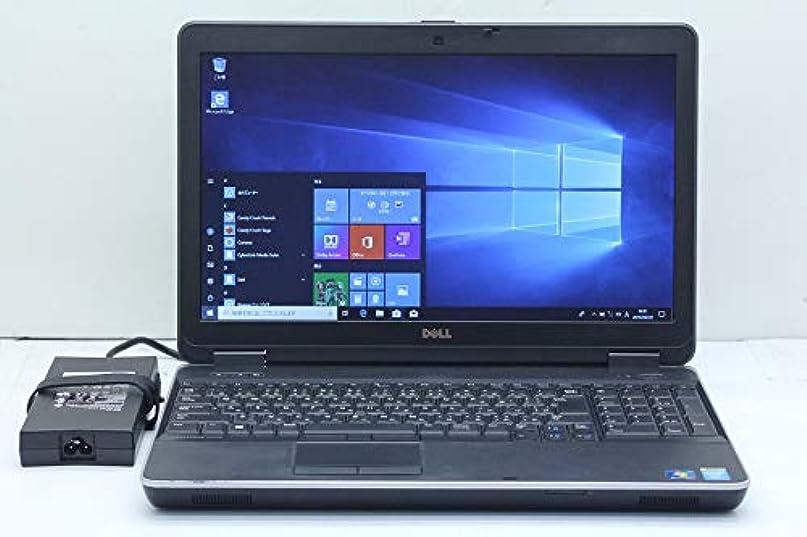 優しいリングバック承知しました【中古】 DELL Latitude E6540 Core i5 4300M 2.6GHz/4GB/256GB(SSD)/Multi/15.6W/FWXGA(1366x768)/Win10