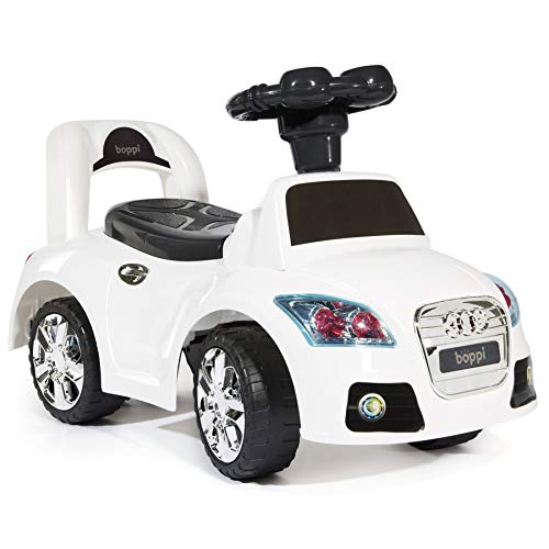 bopster® Ride On Sports Car 12-36 months - White