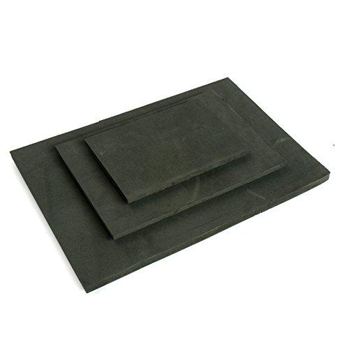 Caucho Eva industrial Negro de 15 mm DINA3