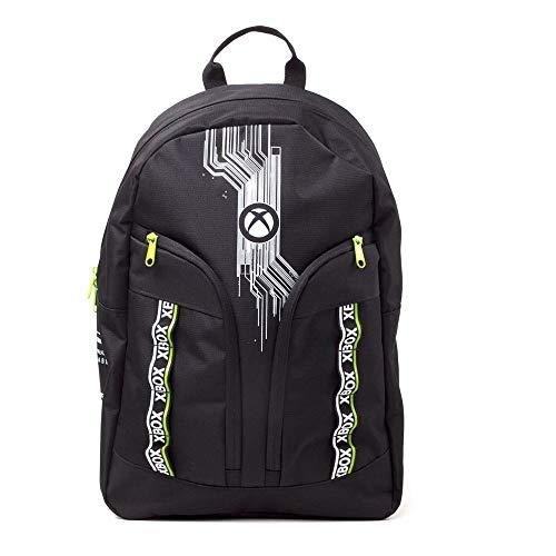 Xbox The X Mochila Casual Daypack, 41 cm, 20 litros, Color Negro