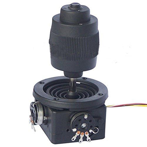 4-Achsen-Joystick-Potentiometer JH-D400X-R2 5K Ohm mit Schalter Joystick