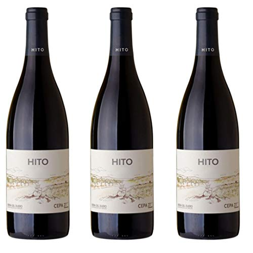 Hito Vino tinto - 3 botellas x 750ml - total: 2250 ml