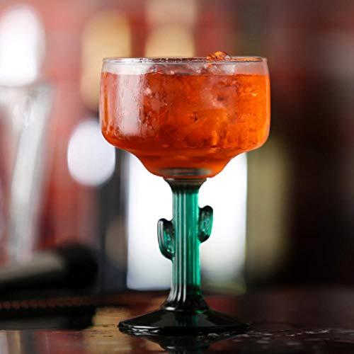 Champagner Luxus Kristall Cactus Weinglas Becher Bleifreie Glasbecher Rotweingläser Cocktailglas Becher Geburtstagsgeschenke Cup Bar Drinkware, M