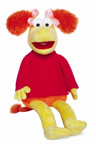 Manhattan Toy Fraggle Rock - Red Peluche - Géante