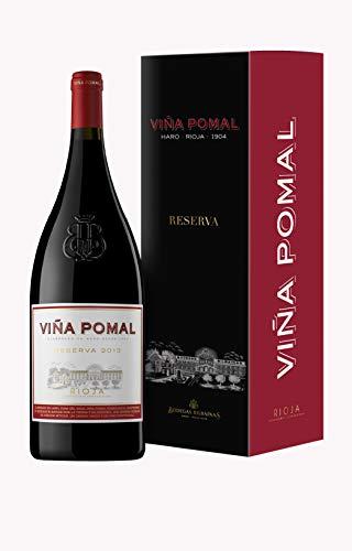 Viña Pomal | Estuche regalo Vino Tinto Reserva Magnum Viña Pomal Reserva 2013 | Botella 1,5 L