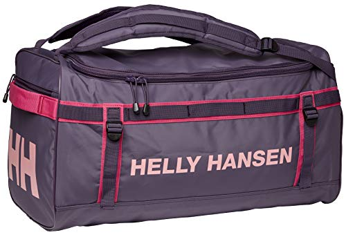 Helly Hansen Classic Duffel Bolsa De Viaje Impermeable Deporte, Unisex Adulto, Nightshade, 30L