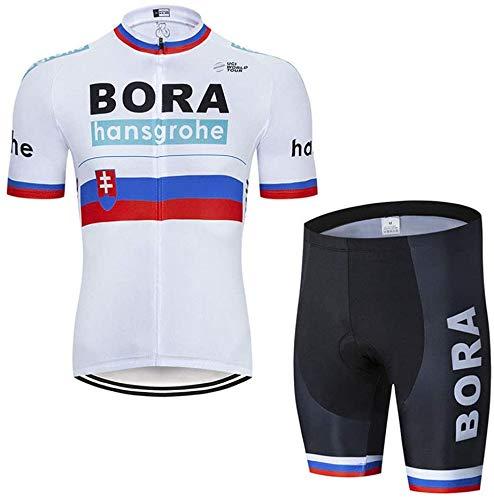 Pantalones cortos acolchados 3D Pantalones acolchados / Bib Short Conjunto de maillot...