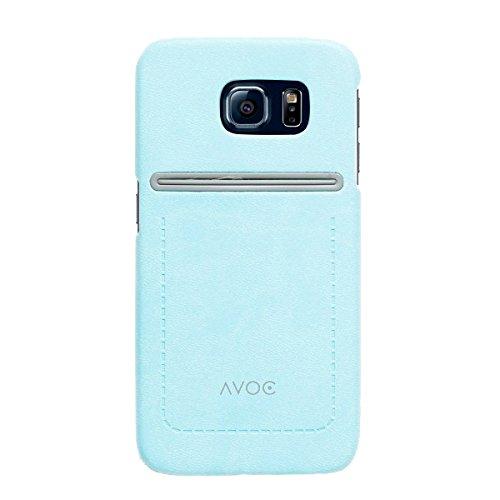 Zenus Avoc Dolomiten Bar Carcasa para Samsung Galaxy S6 SM-G920F - Azul