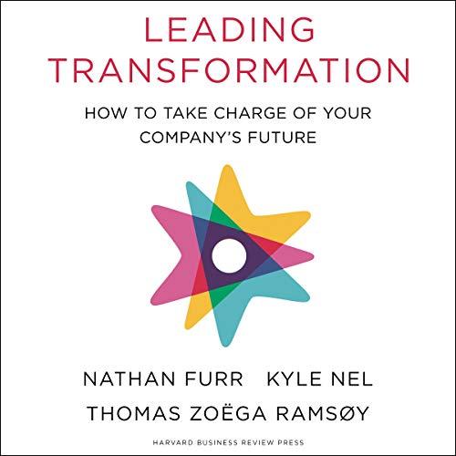 Couverture de Leading Transformation