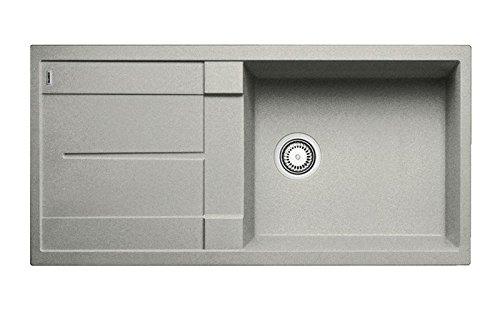 Blanco METRA XL 6 S 520 580 Küchenspüle S-520 perlgrau,