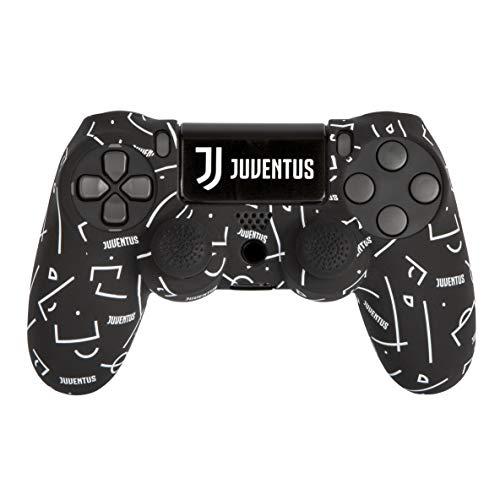 Qubick Playstation 4 - Controller Skin Juventus 3.0 ( Black)