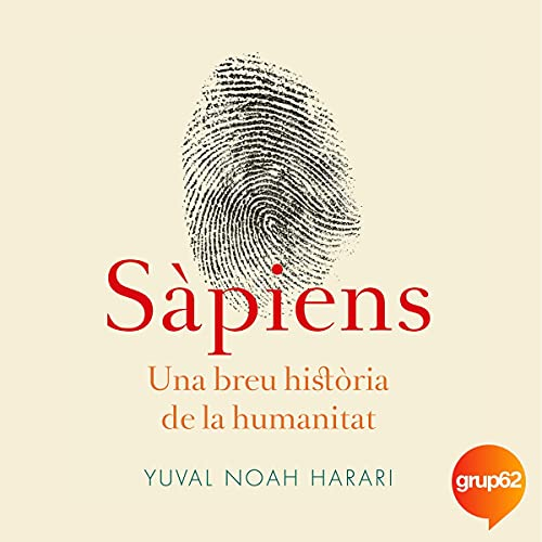 Sàpiens Audiobook By Yuval Noah Harari, Marc Rubió - translator cover art